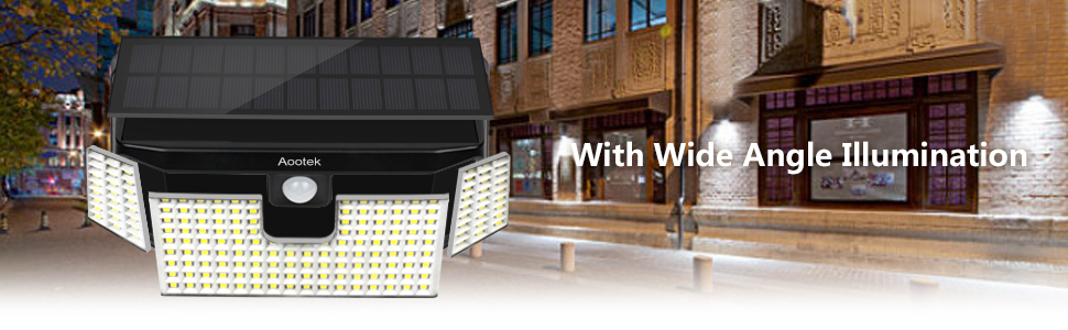 solar lights led