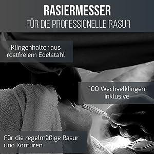Rasiermesser Wechselklingenrasiermesser safety razor
