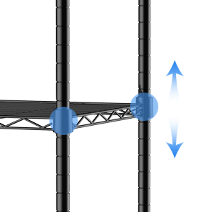 adjustable wire shelf