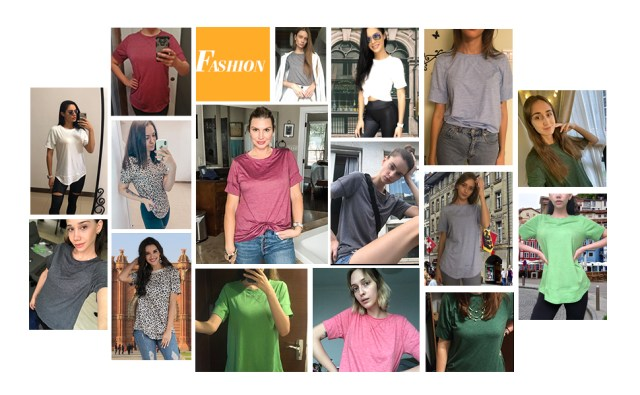 Short Sleeve Shirts for Women