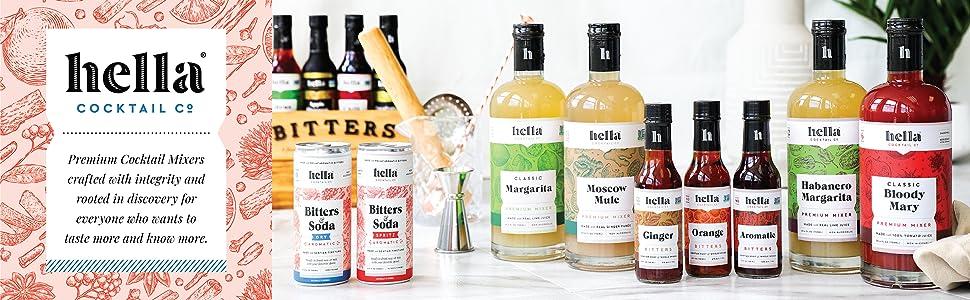 hella products shot