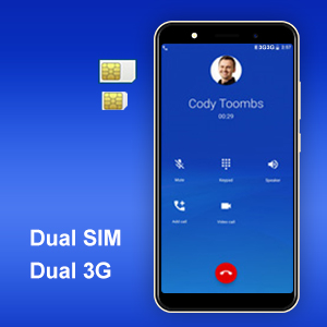 dual 3g smartphone xgody