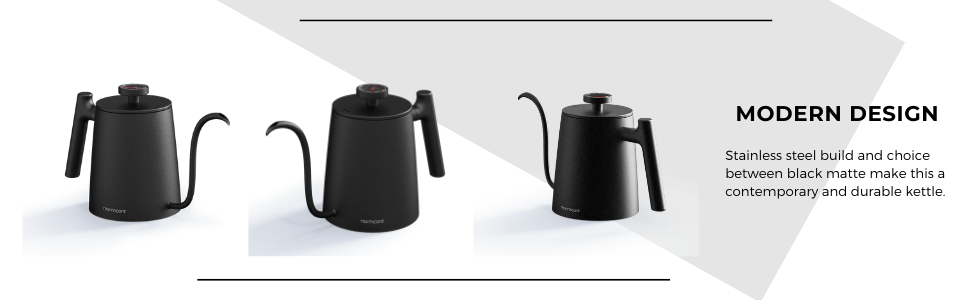 coffee kettle features