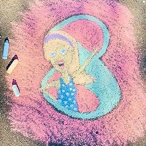 Skinny Jane Logo in Chalk