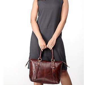 Leather Handbags for women