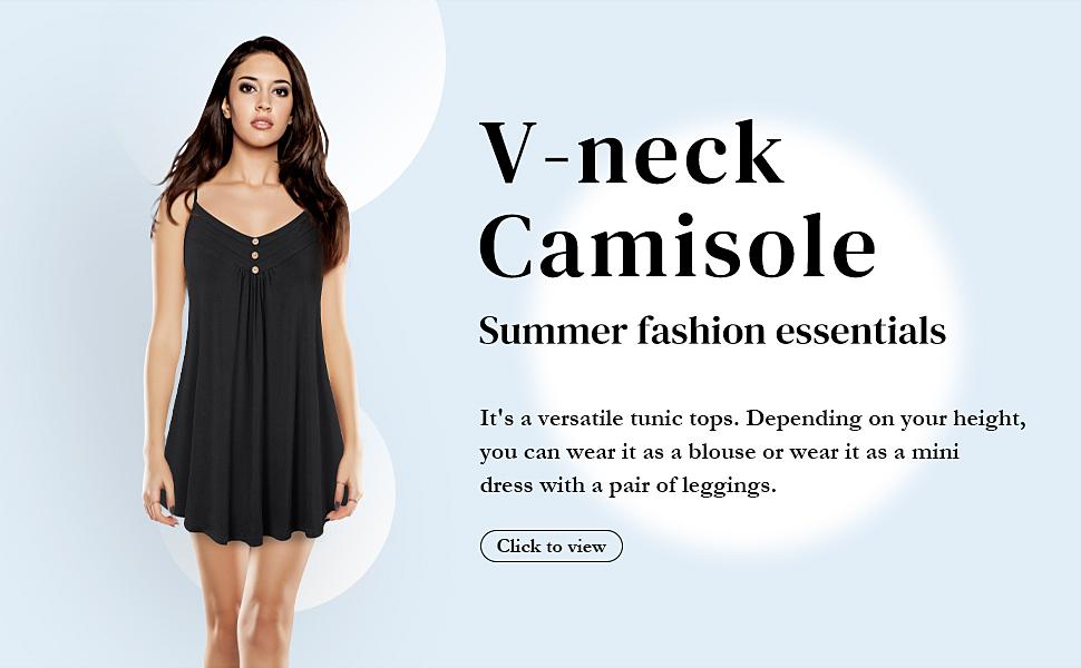 Basic Camisole for Women