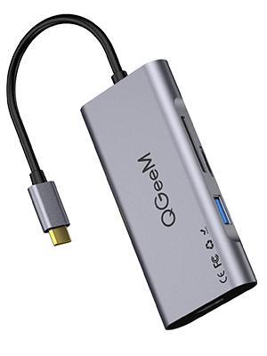 Overall display of USB C Hub