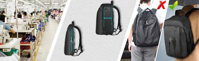 ZINZ Backpack 15.6 inch