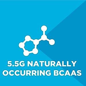 Naturally occuring BCAAS