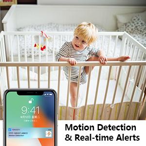 Smart Perceive Motion Detection