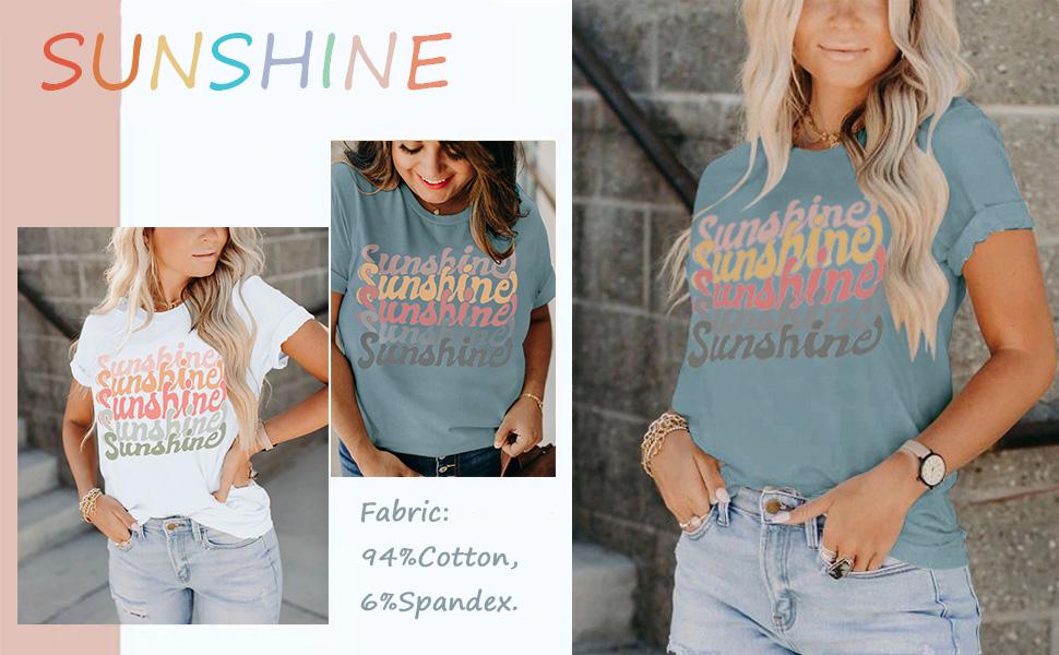 funny shirts for women cute shirts for women  blouses for women casual fall blue short sleeve shirt