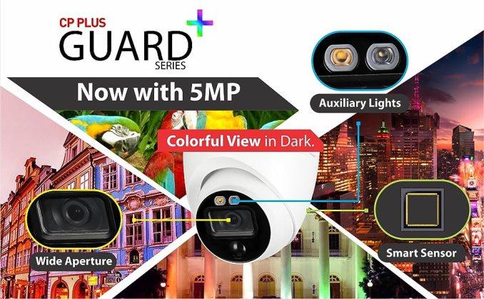5mp guard+ camera