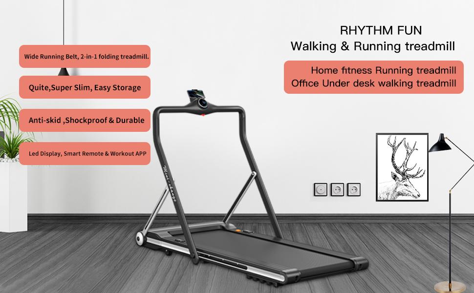 walking pad treadmill