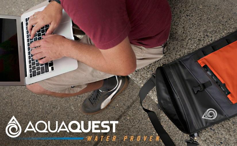 AquaQuest Waterproof Typhoon Laptop Case