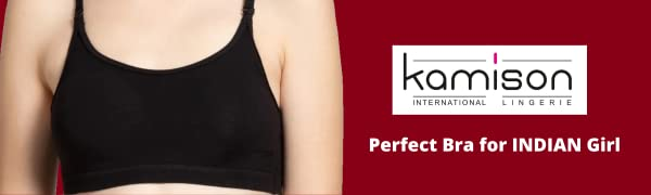Get Perfect fitting with Kamison Sports BRA