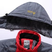 women ski jacket with Detachable and adjustable storm hood