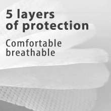 5 Layer of protection