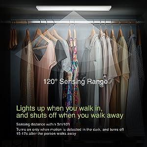 closet lights