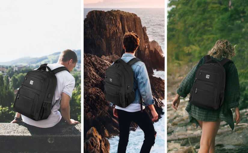 Functional Backpack For Men and Women