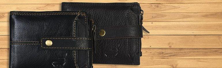 fashionable modern wallets