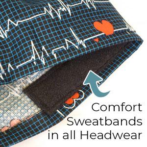 Comfort Sweatbands