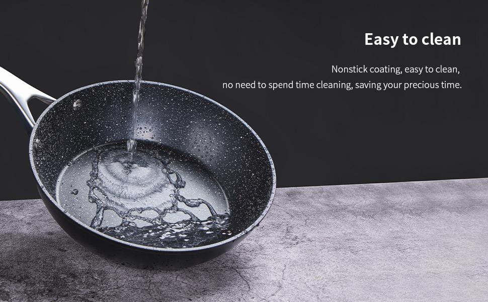 nonstick coating aluminum
