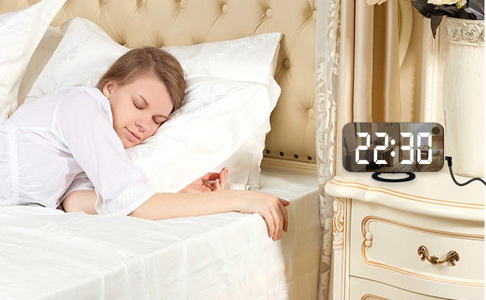 alarm clock for bedrooms