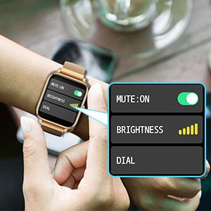 smart watch fitness activity tracker