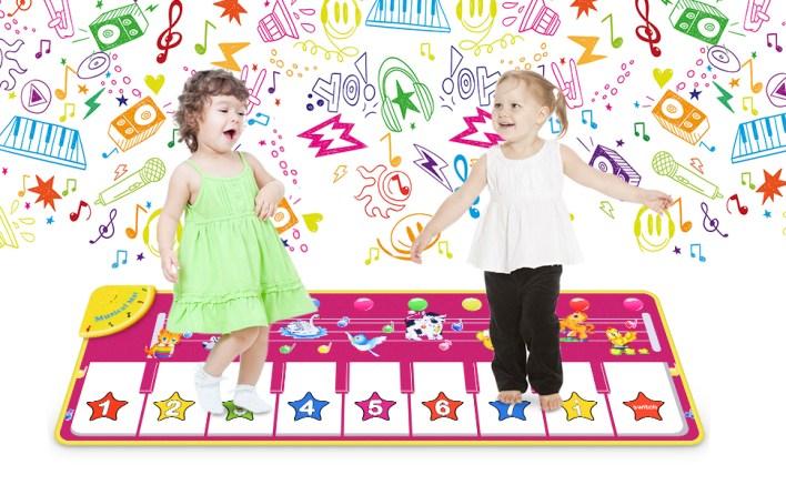 baby musical toys mat