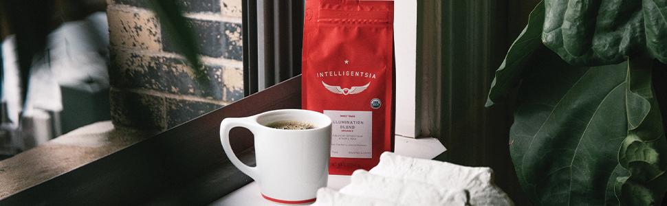 Intelligentsia direct trade whole bean coffee