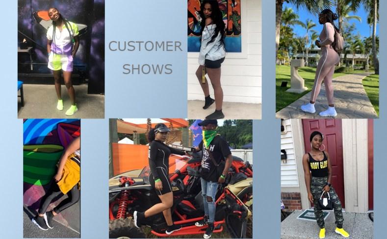 Customer Shows