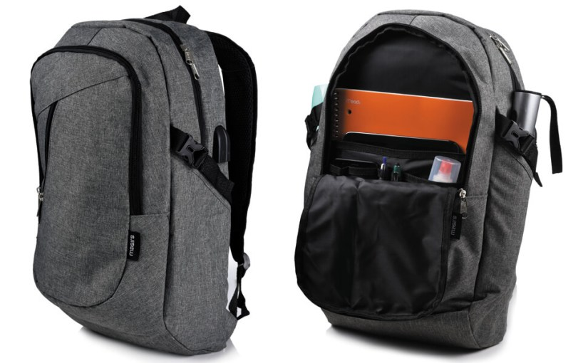classy travel backpack fashionable practical travelers adjustable shoulder straps carry comfortable