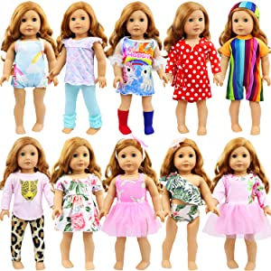 clothes for 18 inch doll clothes