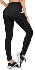 yoga pants with pockets for women