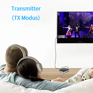 bluetooth transmitter tv
