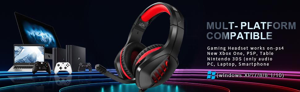 PS4 Headphone