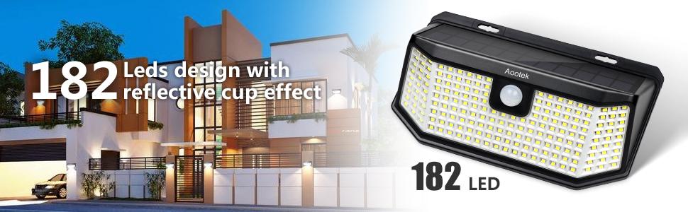 solar led lights