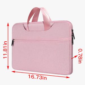 15.6 inch briefcase for Men Women