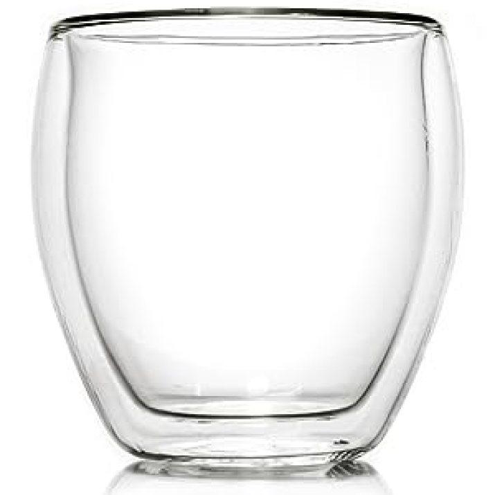 Thermoglas Doppelwandglas