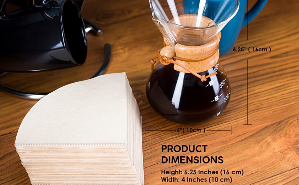 LVKH Single Cup Glass Coffee Maker
