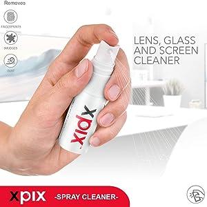 Lens Spray