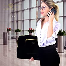 Gilded Imports Laptop Bag Uses Business