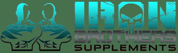 Iron Brother Supplements Estrogen Blocker,Blue and grey,testosterone booster for men,iron supplement