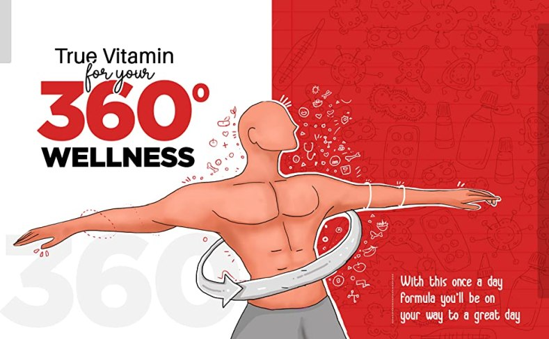 True Vitamin for your 360* Wellness
