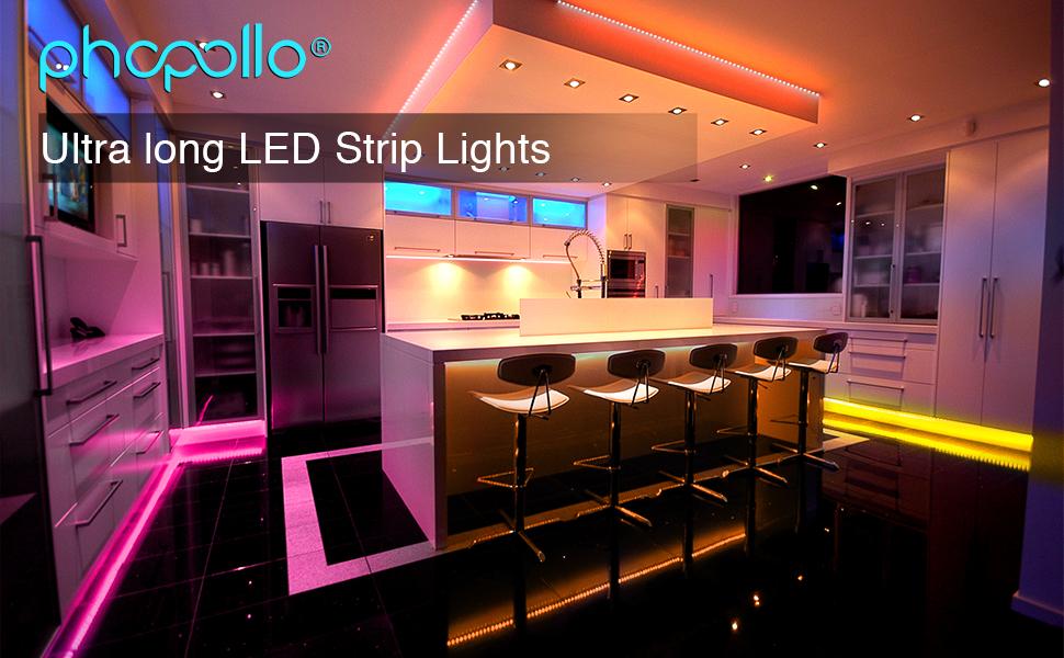 led lights long