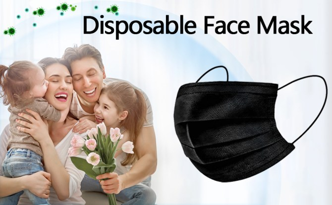 black disposable face mask black disposable masks black face mask black face masks disposable mask