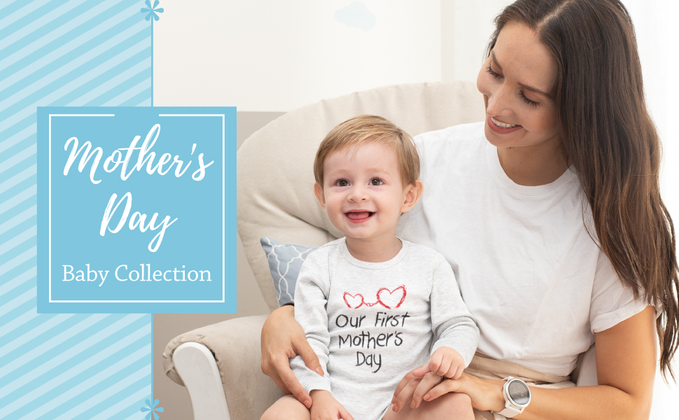 first mothers day gift mom and baby matching outfits first mothers day shirt