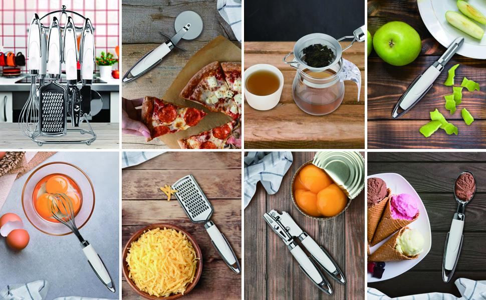 Kitchen Gadgets Cookware Set (5)