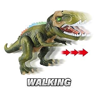 remote control dinosaur