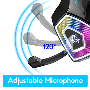 headphones with noise canceling microphone